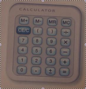 dot Paper 'calculator'