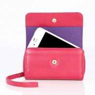 iPhone purse